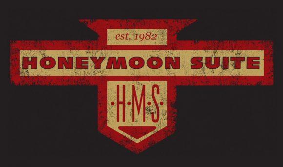 HMS Racing Vintage Logo